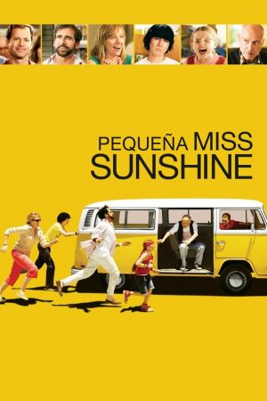 "Poster for the movie ""Pequeña Miss Sunshine"""