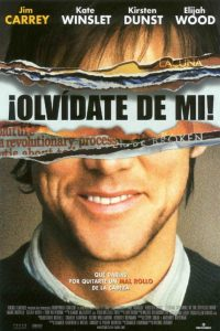 "Poster for the movie ""¡Olvídate de mí!"""