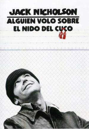 "Poster for the movie ""Alguien voló sobre el nido del cuco"""