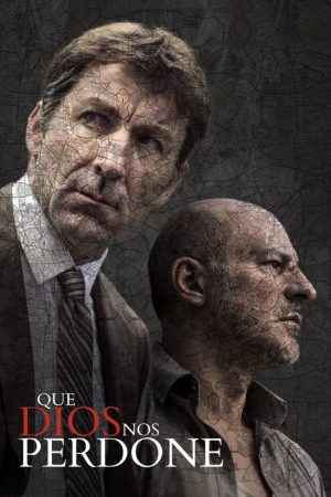 "Poster for the movie ""Que Dios nos perdone"""