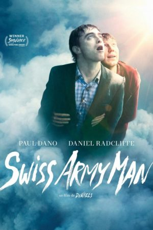 "Poster for the movie ""Swiss Army Man"""