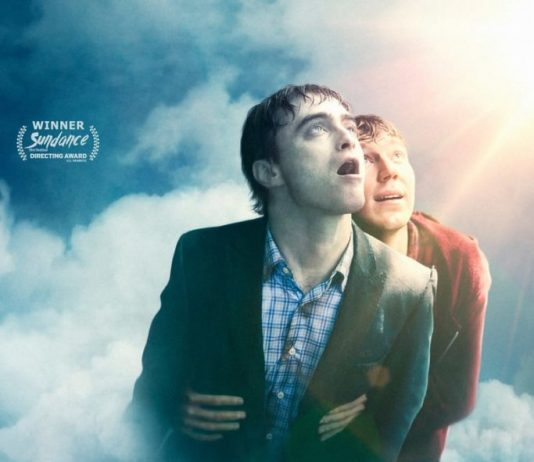 """Poster for the movie """"Swiss Army Man"""""""