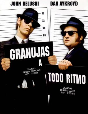"Poster for the movie ""Granujas a todo ritmo"""