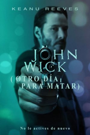 "Poster for the movie ""John Wick"""