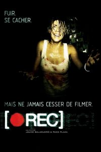 "Poster for the movie ""[•REC]"""