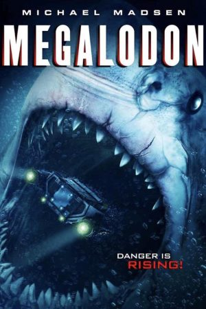 "Poster for the movie ""Megalodon"""