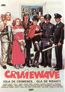 Cartel de Crimewave (1985)