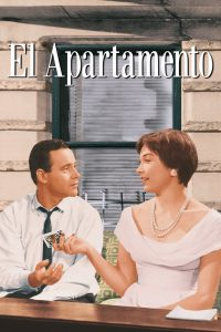 "Poster for the movie ""El apartamento"""