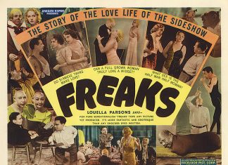 Poster of Freaks 1932