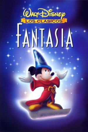 """Poster for the movie """"Fantasía"""""""