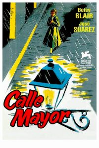 "Poster for the movie ""Calle Mayor"""